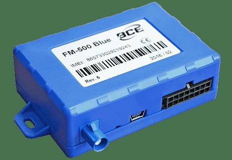 BCE FM500 Blue 2