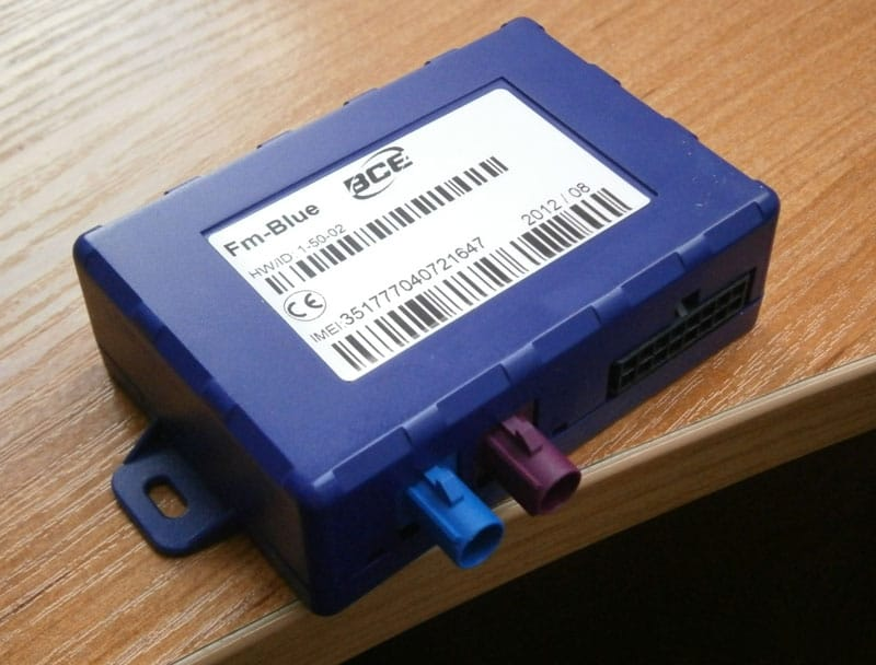BCE FM500 Blue 3
