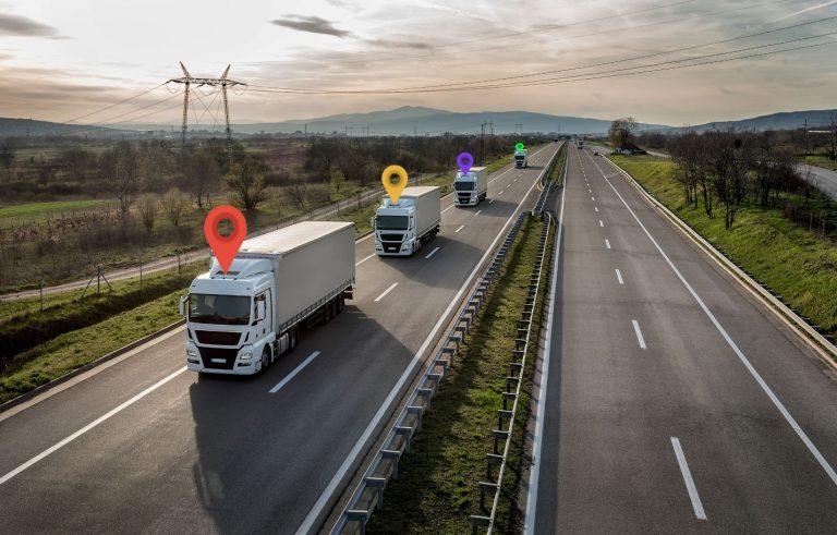ردیابی جی پی اس برای کامیون ها